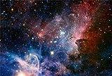 AOFOTO 7x5ft Nebula Backdrop Cosmic Galaxy Photography Background Starry Sky Universe Outer Space Kid Boy Girl...