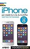 iPhone: per i modelli 4s, 5, 5c, 5s, 6 e 6 Plus (Vivere in digitale Vol. 10) (Italian Edition)