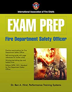 Exam Prep: Fire Department Safety Officer