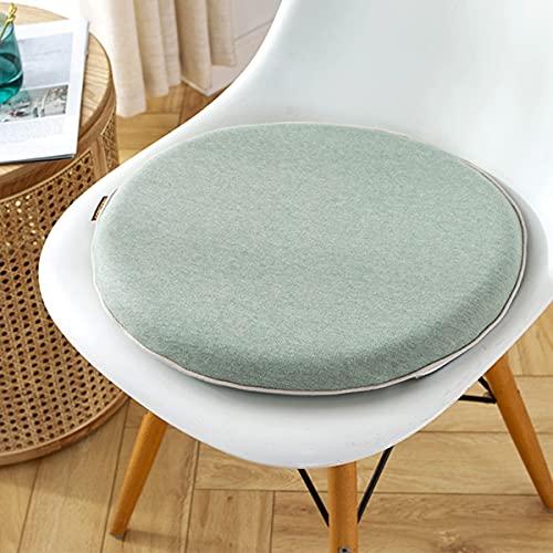 LLHH Cuscini x sedie da Cucina Cuscino per Sedia Comodi,Resistenti,per Cucina,Soggiorno,Giardino,terrazza,Veranda,Colore Cuscini per sedie Cucina