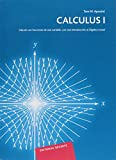Calculus: Calculo Con Funciones De Una Variable Con Una Introduccion Al Algebra Lineal, Vol. 1