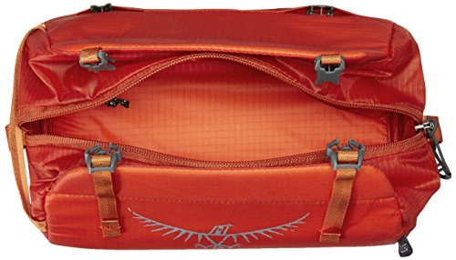 Osprey Ultralight Washbag Padded - Poppy Orange