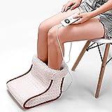 Generic Household Electric Massageer Electric Warm Foot Warmer Washable Heat 5 Modes Heat Settings Warmer Cushion Thermal Foot Warmer