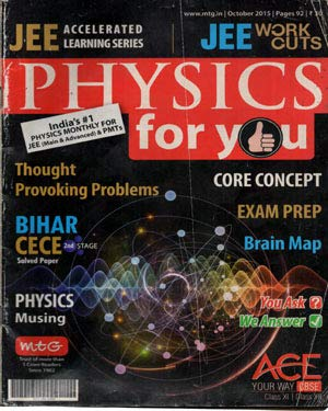Physics for You October 2015 in English ( Monthly Magazine )