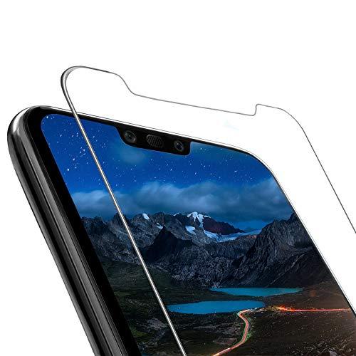 ONKING Panzerglasfolie kompatibel mit Huawei Mate 20 Lite Folie[2 Stück] - Displayschutz mit 9H Härte - Blasenfreie Schutzfolie - Anti Fingerprint - HD Panzerglasfolie