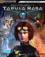 Richard Garriott's Tabula Rasa Official Strategy Guide de BradyGames