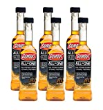 Gumout 510016 All-in-ONE Complete Fuel System Cleaner, 10oz. (Pack of 6)