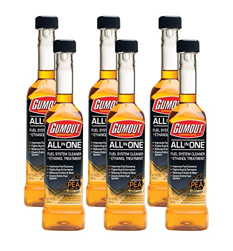 Gumout 510016W-6PK Fuel System Cleaner