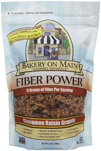 Bakery on Main Bakery On Main Fiber Power Gluten Free Granola - Cinnamon Raisin - 12 oz