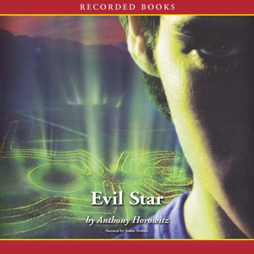 Evil Star audiobook cover art