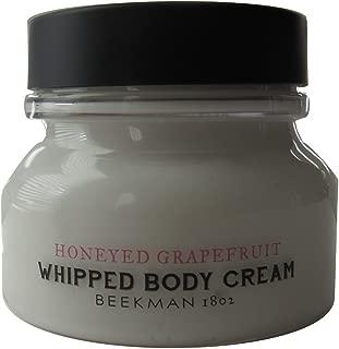 Beekman Honeyed Grapefruit Whipped Body Cream 8 oz.
