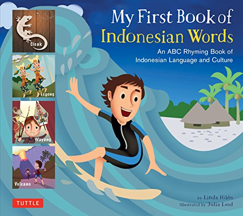 My First Book of Indonesian Word...