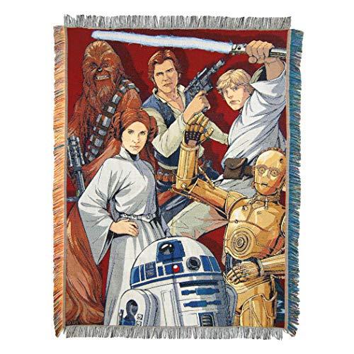 Star Wars gooien deken, Multi-color