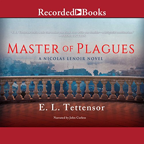 Couverture de Master of Plagues