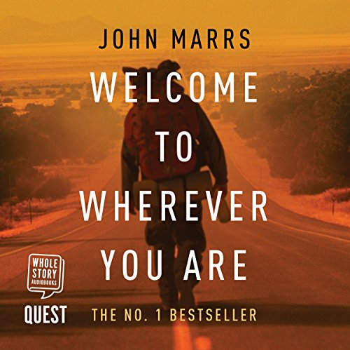 Welcome to Wherever You Are audiobook cover art