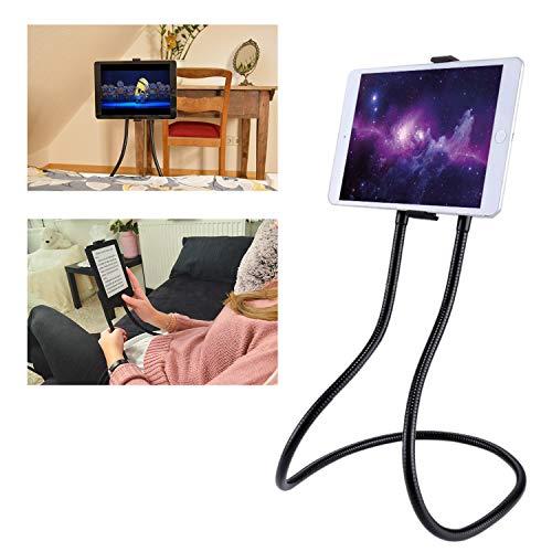 Tablet-Ständer Bett Tablet Halterung Stativ Schwanenhals Ebook-Reader Halter Hüfte FLEXD-TAB