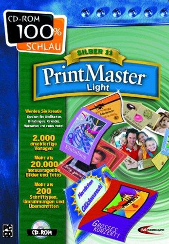 Print Master Light Silber 11 PrintMaster für PC