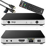 TVIP S-Box v.605 4K HEVC HD Multimedia Streamer Android 6.0/Stalker - FedEx 2day
