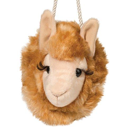Cudddle Toys 1168 Llama Crossbody Lama knuffeldier pluche speelgoed kindertas schoudertas tas tas kids tas