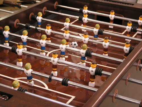 Fairview Game Rooms Designer Home Foosball Table (Mahogany)