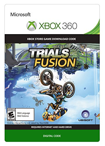 Trials Fusion - Xbox 360 Digital Code