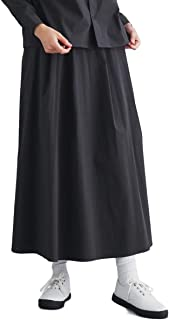 (メルロー) merlot 【IKYU】ボタンダウンポケットスカート
