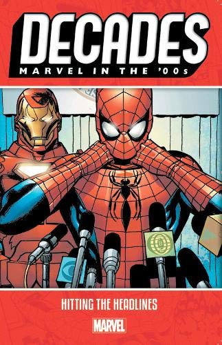 Decades: Marvel in the 00