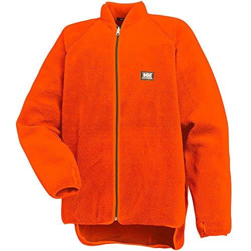 Helly Hansen 72262_290-3XL Basel Veste de pile Taille 3XL Orange foncé