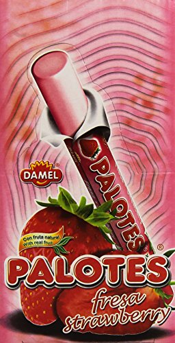 Palotes fresa estuche