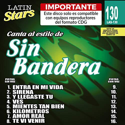 Karaoke: Sin Bandera 1 - Latin Stars Karaoke