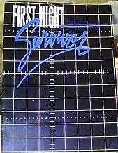 First Night Sheet Music (Survivor)