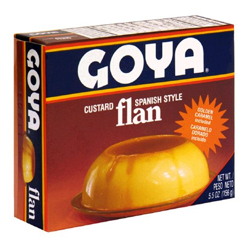 Goya Flan 5 ☆ popular with Caramel 5.5-Ounce 36 of Boxes Pack Rapid rise