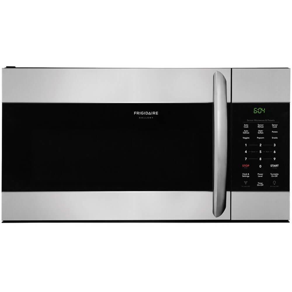 Frigidaire FGMV176NTF Microwave Capacity Stainless