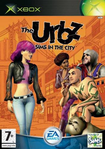 The Urbz: Sims in the City (Xbox) [import anglais]
