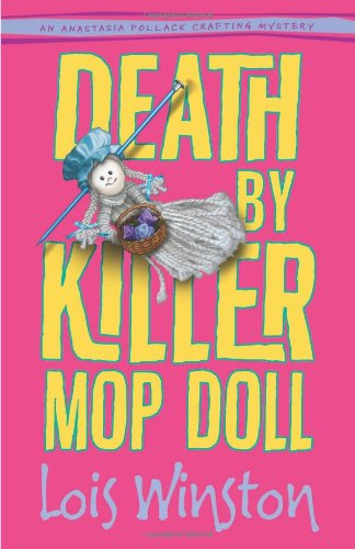 Book: Death by Killer Mop Doll by Lois Winston