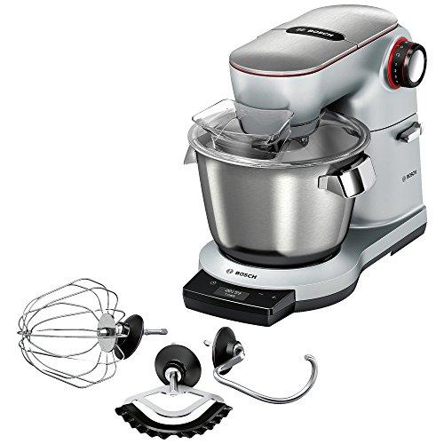 Bosch Optimum Robot de cocina, capacidad de 5,5 L, 7 velocidades y función turbo, 1500 W, 5.5...