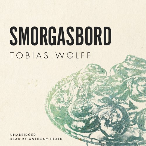 Smorgasbord audiobook cover art