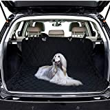 Xunpuls Complete Car Boot Protector for Dog,Dog Car Seat Cover, Durable, Tear-Proof,Waterproof, Dust-Proof, Washable Pet Rear Seat Cover, Trunk Bushing, Suitable for Dog Travel Hammocks in all Cars