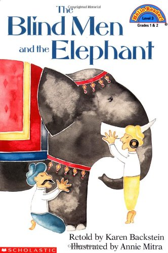 The Blind Men and the Elephant (Hello Reader!, Level 3)の詳細を見る