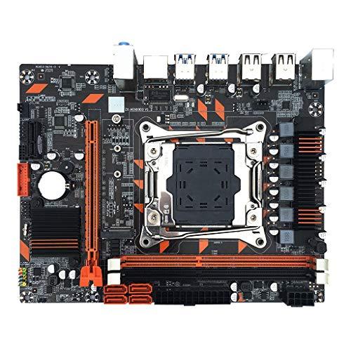 JOYKK X99 DDR3 LGA2011-3 Computer Moederbord Dual Channel Memory M.2 Interface Desktop Moederbord