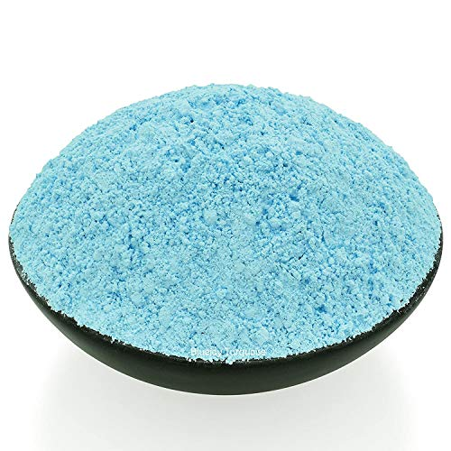 Genuine Pure Natural Turquoise Powder Produced from Southwest American Turquoise Perfect for Silver Art, Wood Inlay and Jewelry Designs (1/2 Ounce)