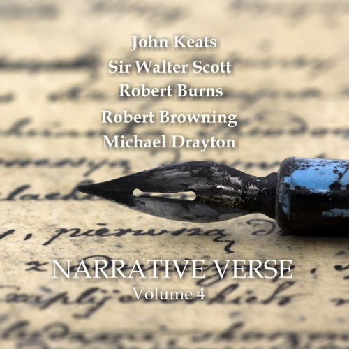 Narrative Verse, Volume 4 audiobook cover art