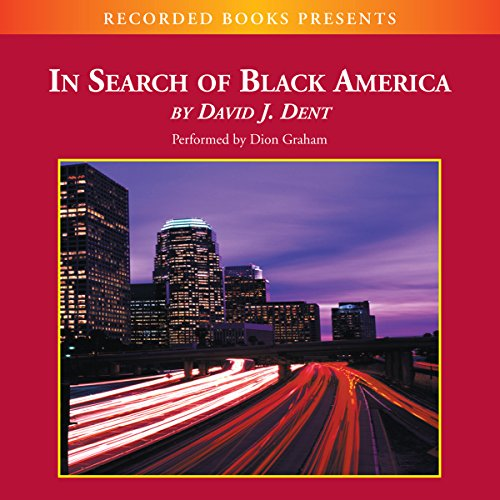 In Search of Black America audiobook cover art