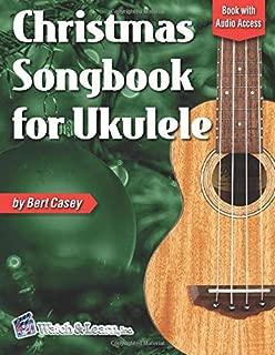 3 chord christmas carols for ukulele