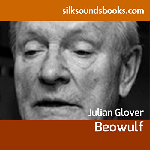 Beowulf audiobook cover art