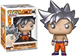 ¡Popular! Anime: Dragon Ball Z - Vinilo Coleccionable de Goku (Ultra Instinct) de la Serie Animotion...