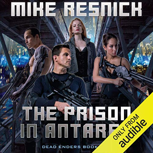 The Prison in Antares audiobook cover art