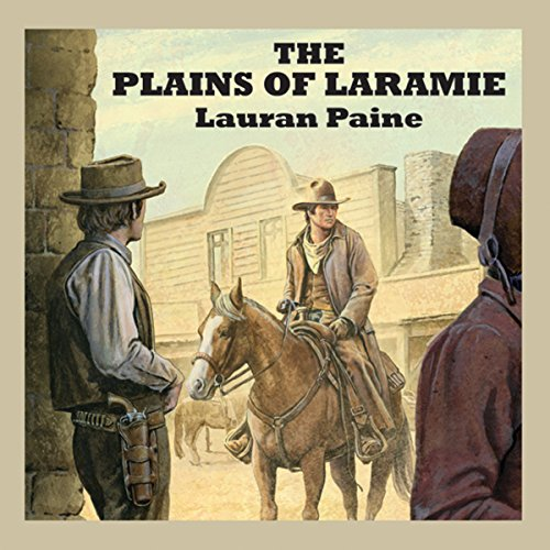 The Plains of Laramie audiobook cover art