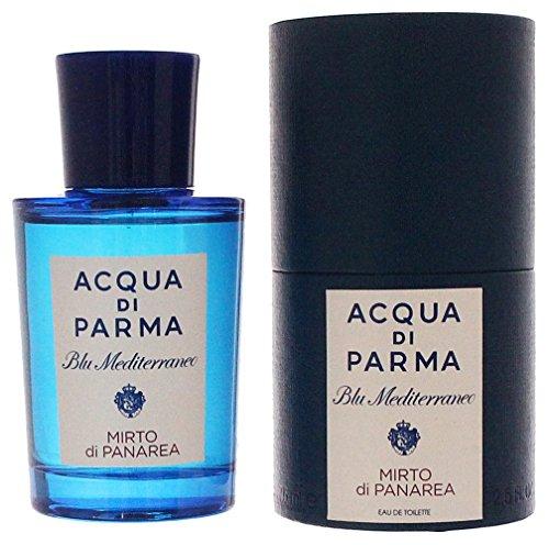 Acqua Di Parma Blu Mediterraneo Mirto Di Panarea Eau de Toilette Vaporizador...