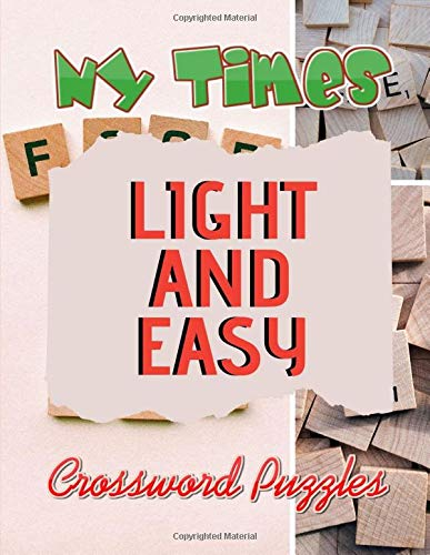 NY Times Light And Easy Crossword Puzzles: School Zone - big spelling grades 1-3 workbook, kids word search books ages 4-8 travel size, fun riddles and trick questions for kids and family